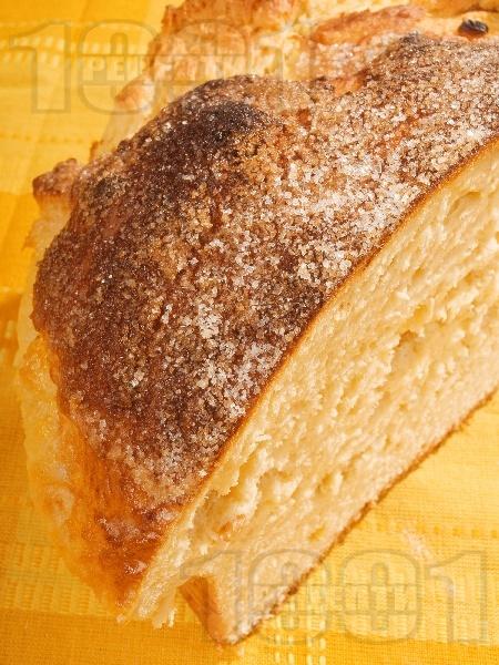 Виенски козунак - снимка на рецептата